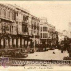 Postales: AGUILAS (MURCIA).- PLAZA DE ESPAÑA.- EDICIONES ARRIBAS Nº 1.-. Lote 28912881