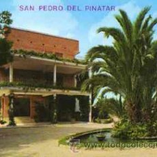 Postales: SAN PEDRO DEL PINATAR-MAR MENOR (MURCIA) - RESIDENCIA CRISTOBAL GRACIA. Lote 29327321