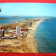 Cartoline: LA MANGA DEL MAR MENOR. ENTRE DOS MARES. CARTAGENA. MURCIA. Lote 29528132