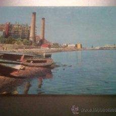 Postales: ANTIGUA POSTAL CARTAGENA ESCOMBRERAS CENTRAL TERMICA ED. GARRABELLA. Lote 29978164