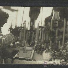 Postales: CARTAGENA -17 -ABRIL-1923 - RECDO. DE LA CORONACION VIRGEN DE LA CARIDAD -FOTOGR. CASAU - (8760). Lote 30182467
