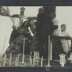Postales: CARTAGENA -17 -ABRIL-1923 - RECDO. DE LA CORONACION VIRGEN DE LA CARIDAD -FOTOGR. CASAU - (8763). Lote 30193595