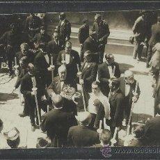Postales: CARTAGENA -17 -ABRIL-1923 - RECDO. DE LA CORONACION VIRGEN DE LA CARIDAD -FOTOGR. CASAU - (8775). Lote 30194762