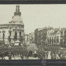 Postales: CARTAGENA -17 -ABRIL-1923 - RECDO. DE LA CORONACION VIRGEN DE LA CARIDAD -FOTOGR. CASAU - (8777). Lote 30194803