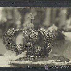 Postales: CARTAGENA -17 -ABRIL-1923 - RECDO. DE LA CORONACION VIRGEN DE LA CARIDAD -FOTOGR. CASAU - (8782). Lote 30194913