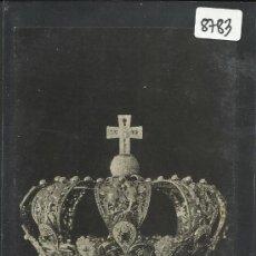 Postales: CARTAGENA -17 -ABRIL-1923 - RECDO. DE LA CORONACION VIRGEN DE LA CARIDAD -FOTOGR. CASAU - (8783). Lote 30194924