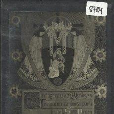 Postales: CARTAGENA -17 -ABRIL-1923 - RECDO. DE LA CORONACION VIRGEN DE LA CARIDAD -FOTOGR. CASAU - (8784). Lote 30194950