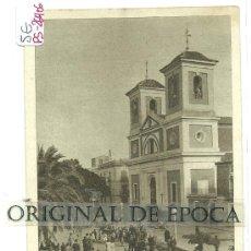 Postales: (PS-26406)POSTAL DE AGUILAS-IGLESIA PARROQUIAL DE SAN JOSE. Lote 30286106