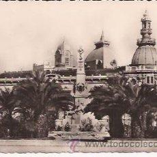 Postales: POSTAL DE CARTAGENA, MONUMENTO A LOS HÉROES DE CAVITE Y AYUNTAMIENTO. Lote 30321760