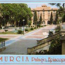Postales: MURCIA Nº 177 PALACIO EPISCOPAL SUBIRATS CASANOVAS NUEVA SIN CIRCULAR . Lote 30520754