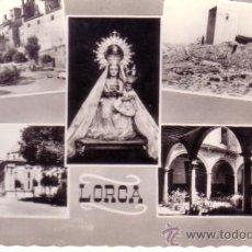 Postales: MURCIA - LORCA - DIVERSOS ASPECTOS - EDICIONES ARRIBAS. Lote 30773148