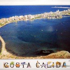 Postales: MURCIA. COSTA CALIDA. LA MANGA DEL MAR MENOR.. Lote 31521980