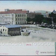 Postales: POSTAL MURCIA . BERNARDO LASSERE CA AÑO 1900 .. Lote 31957946