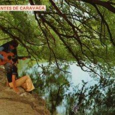 Postales: LAS FUENTES DE CARAVACA MURCIA EDICIONES DIAMANTE ESCRITA CIRCULADA SELLO. Lote 31779079