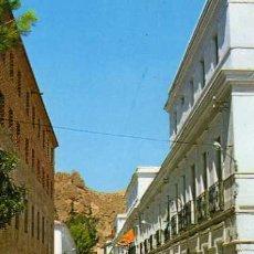 Postales: BALNEARIO DE ARCHENA Nº 5 MURCIA CALLE PRINCIPAL FOTONISA ESCRITA CIRCULADA SELLO. Lote 31779273