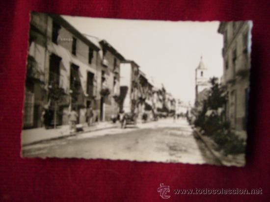 BONITA POSTAL FOTOGRAFICA DE LORCA,SAN FRANCISCO MURCIA.EDI.ARRIBAS Nº 8.SIN CIRCULAR (Postales - España - Murcia Moderna (desde 1.940))