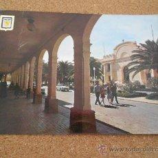 Postales: POSTAL DE MURCIA BALNEAARIODE FORTUNA ESCRITA AÑO 65. Lote 32097553