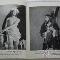 Postales: ANTIGUO FOLLETO DE MURCIA. SEMANA SANTA Y FIESTAS DE PRIMAVERA 1949, MIDE 24 X 17 CMS, 48 PAG. REPLE. Lote 32222185