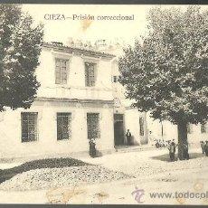 Postales: TARJETA POSTAL DE CIEZA MURCIA - PRISION CORRECCIONAL CARCEL. Lote 32318085