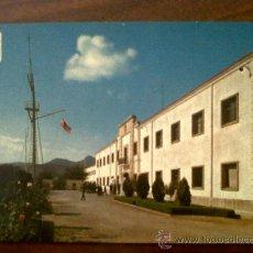 Postales: POSTAL CARTAGENA-FACHADA CUARTEL DE INFANTERIA DE MARINA-ESCRITA. Lote 32708402