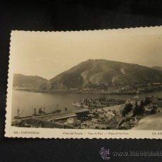 Postales: POSTAL - CARTAGENA - VISTA DEL PUERTO - ED. AISA - . Lote 32772262