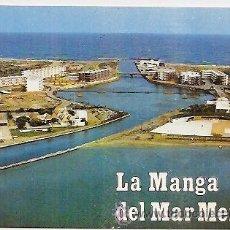 Cartoline: LA MANGA DEL MAR MENOR. Lote 32885560
