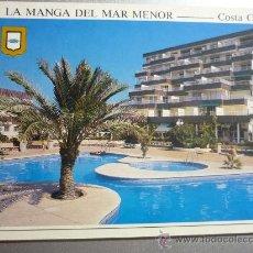 Postales: POSTAL LA MANGA DEL MAR MENOR -COSTA CALIDA. Lote 33206953