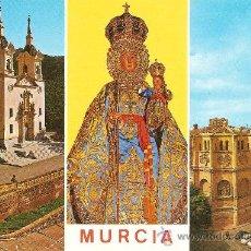 Postales: MURCIA, DIVERSOS ASPECTOS - EDICIONES ARRIBAS - SIN CIRCULAR. Lote 33766802
