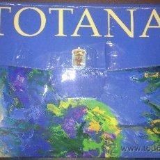 Postales: CARPETA CON 12 POSTALES DE TOTANA MURCIA MUHER. Lote 34473276