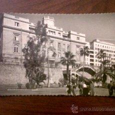 Postales: POSTAL CARTAGENA(MURCIA) MURALLA DEL MAR-EDIFICIO INTENDENCIA DE MARINA GARCIA GARRABELLA Nº18. Lote 34620349
