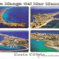Postales: LA MANGA DEL MAR MENOR (MURCIA), VISTAS DIVERSAS - FOTO EDIC CATALAN - SIN CIRCULAR. Lote 34626512