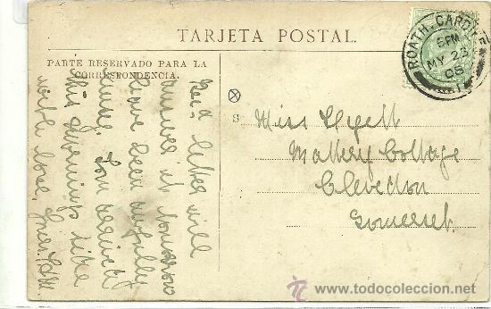 Postales: (PS-30571)POSTAL DE AGUILAS-EL LAVADERO - Foto 2 - 35377636