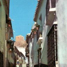 Postales: MURCIA - LORCA - CALLE TIPICA. Lote 35503843
