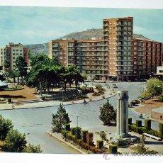 Postales: POSTAL CARTAGENA PLAZA DE ESPAÑA COCHES ED ARRIBAS AÑOS 60 SIN CIRCULAR. Lote 35514744