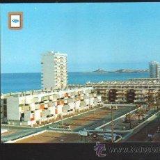 Cartes Postales: TARJETA POSTAL DE LA MANGA DEL MAR MENOR - LAS SIRENAS Y EL FARO CABO PALOS. Nº 100.. Lote 35630371