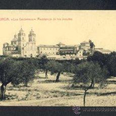 Postales: POSTAL DE MURCIA: LOS GERONIMOS, RESIDENCIA DE LOS JESUITAS (ED. ROMERO NUM. 14). Lote 36090338