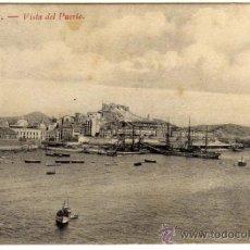 Postales: BONITA POSTAL - CARTAGENA (MURCIA) - VISTA DEL PUERTO - BARCAS. Lote 36360634
