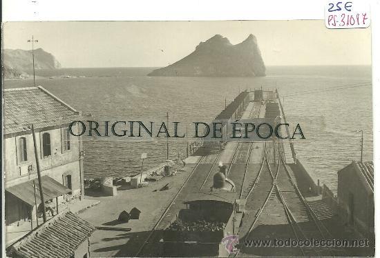 (PS-31097)POSTAL DE AGUILAS-VISTA DEL HORNILLO (Postales - España - Murcia Moderna (desde 1.940))