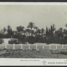 Postales: MURCIA - 9 - UNA VISTA DE LAS AFUERAS - FOTOGRAFICA - A. BELLIDO - (14.477). Lote 36487115