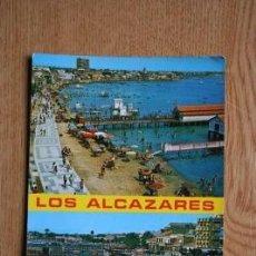 Postales: LOS ALCÁZARES. MAR MENOR (MURCIA). PLAYA.. Lote 36588132