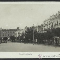 Postales: MURCIA - 3 - CASA CONSISTORIAL - FOTOGRAFICA - A. BELLIDO - (14.470). Lote 36556838