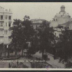 Postales: CARTAGENA - 2702 - GLORIETA DE SAN FRANCISCO - FOTOGRAFICA UNIQUE - (14.478). Lote 36556878