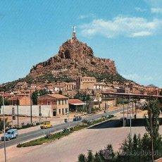 Postales: MONTEAGUDO - MONUMENTO SAGRADO CORAZON - Nº 68 - ED. ARRIBAS - SIN CIRCULAR - AÑO 1972. Lote 36688777
