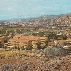 Postales: POSTAL DE LORCA- CUARTEL SANCHO DAVILA Y VISTA GENERAL-ED. ARRIBAS- CIRCULADA 1970.. Lote 37340701