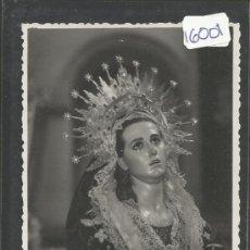 Postales: CARTAGENA - LA VIGEN DE LA CARIDAD - FOTO CASAU - (16.001). Lote 37463441