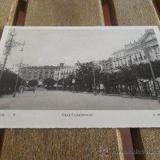 Postales: POSTAL FOTOGRAFICA DE MURCIA CASA CONSISTORIAL A BELLIDO. Lote 38215122