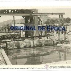 Postales: (PS-37794)POSTAL FOTOGRAFICA DE CARAVACA-BAÑO DE TUBOS. Lote 38270143
