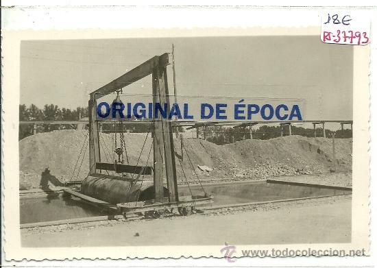 (PS-37793)POSTAL FOTOGRAFICA DE CARAVACA-BAÑO DE TUBOS (Postales - España - Murcia Moderna (desde 1.940))
