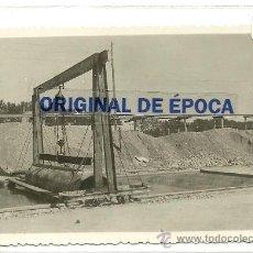 Postales: (PS-37793)POSTAL FOTOGRAFICA DE CARAVACA-BAÑO DE TUBOS. Lote 38270160