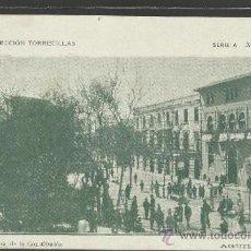 Postales: AGUILAS - SERIE A NUM 6 - PLAZA DE LA CONSTITUCION - COLECCION TORRECILLAS - (17223). Lote 38304502